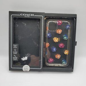 Iphone 11 Pro Max Coach Case